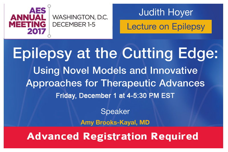 Join the live webcast from AES 2017 | Judith Hoyer Lecture