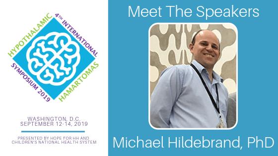 Meet Dr. Michael Hildebrand