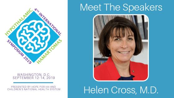 Meet Dr. Helen Cross