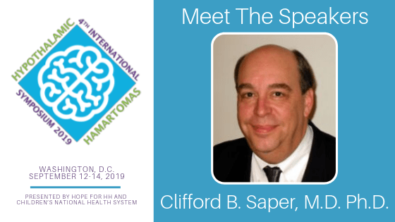 Meet Dr. Clifford B Saper