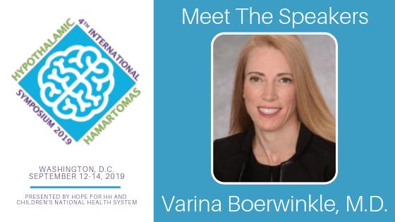 Meet Dr. Varina L. Boerwinkle
