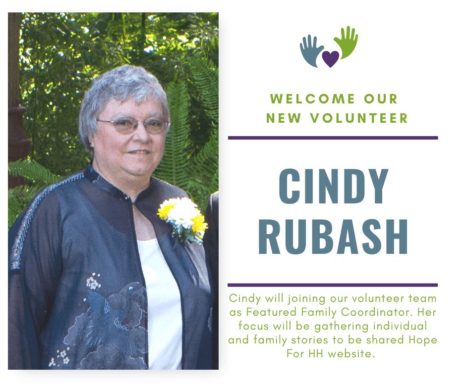 Cindy Rubash